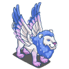 Blue Winged Lion-icon