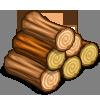 Burning Firewood-icon
