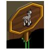 Dapplegray Foal Mastery Sign-icon