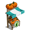Organic Pumpkin Stall-icon