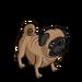 Pug-icon