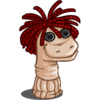 Sock Puppet-icon