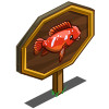 African Jewelfish Mastery Sign-icon