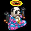 Aqua Saint Panda-icon