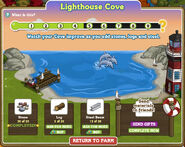 Lighthouse Cove Stage 4