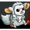 Spooky Inari Fox-icon