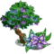 Star Flower Tree-icon