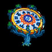 Birthchart Tree-icon