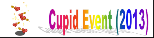 CupidEvent(2013)EventBanner