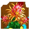 Fire Burst Flower-icon