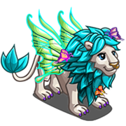 Garden Angel Lion-icon
