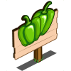 Green Pepper Mastery Sign-icon