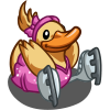 Ice Skating Duck II-icon