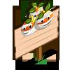 Mummy Orange Mastery Sign-icon