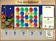 Mystery Game 1 Inside Dart Thrown