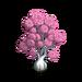 Pink Puff Tree-icon