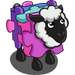 Puzzle Sheep-icon