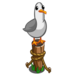 Seagull Deco-icon