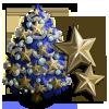 Starry Night Tree-icon