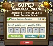 Super Kennebec Certify