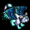 Winter Winged Cat-icon