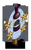 Blackberry Wine 4 Star Mastery Sign-icon