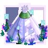 Crystal Teepee-icon