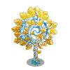 Crystal Wand Tree-icon