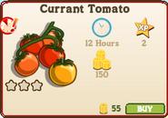 Currant Tomato Market Info