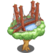 Giant Cali Bridge Tree-icon