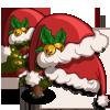 Giant Santa Hat Tree-icon