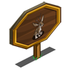 Jackalope Mastery Sign-icon