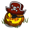 Pirate Pumpkin-icon