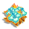 Fantasy Fire Flowers-icon