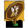 Glamorous Pegacorn Mastery Sign-icon
