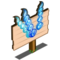 Glass Icicle Mastery Sign-icon