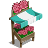 Pink Roses Stall-icon