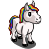 Rainbow Mini Horse-icon