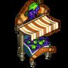 Shiraz Grape Stall-icon