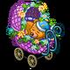 Stroller Baby Bear-icon