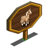 Welsh Pony Mastery Sign-icon