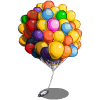 Balloon Kite-icon