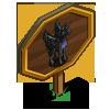Black Pegacorn Mastery Sign-icon