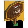 Holiday Mammoth Mastery Sign-icon