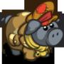 Noble Tweed Pig-icon