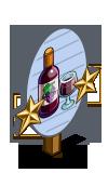 Shiraz 2 Star Mastery Sign-icon