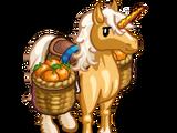 Summer Harvest Unicorn