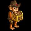 Treasure Hunter Monkey-icon