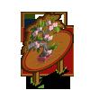 Adenium Bonsai Tree Mastery Sign-icon
