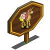 Firefly Pegacorn Mastery Sign-icon